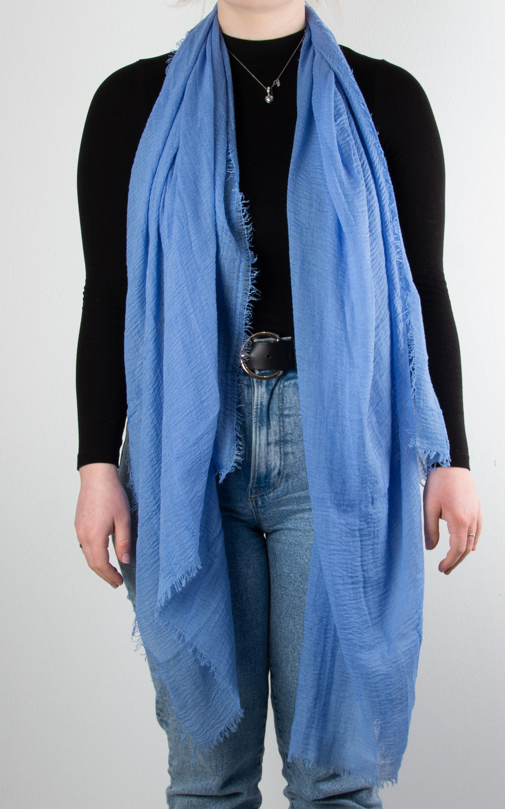 Soft Touch Scarf | Teal