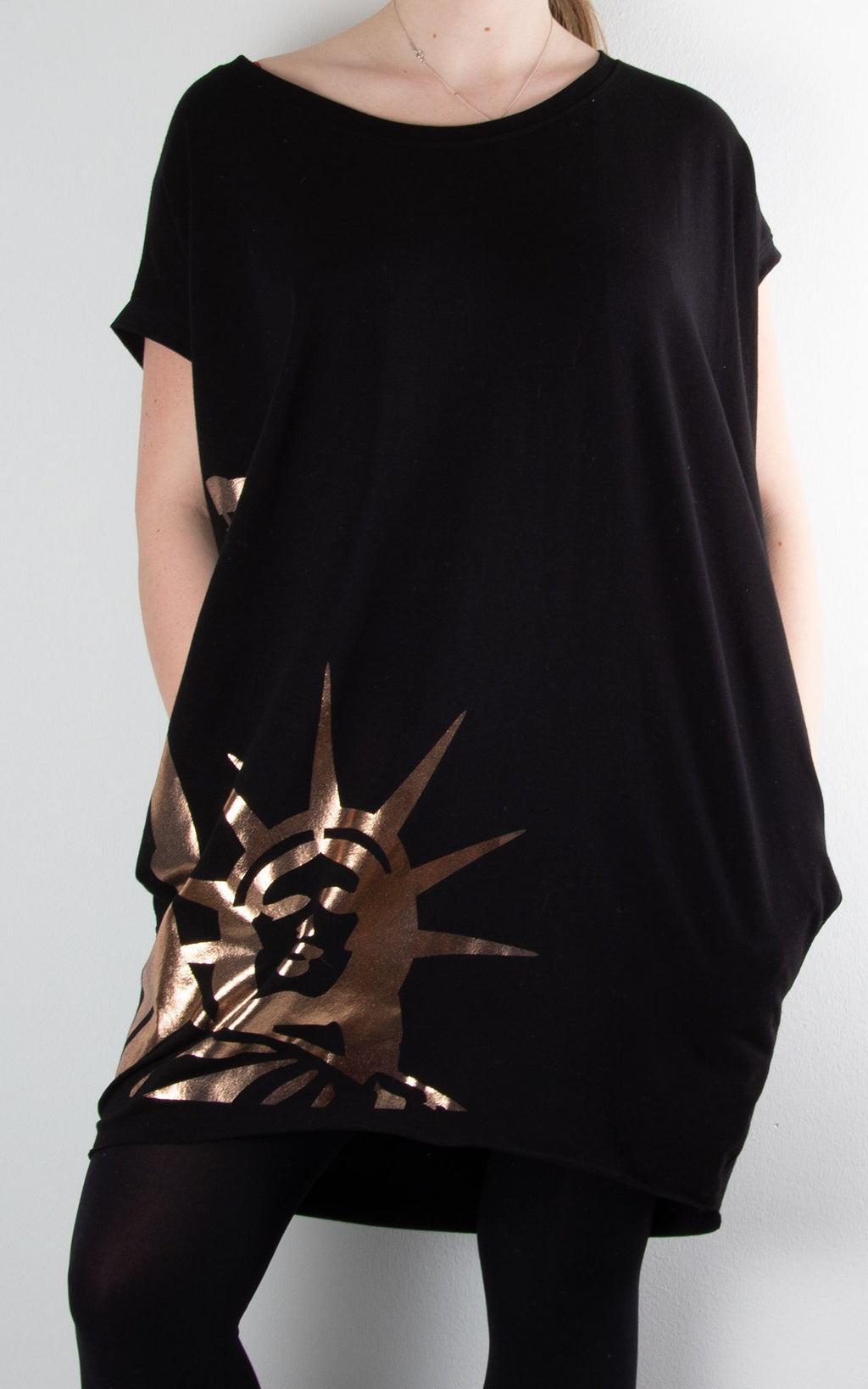 *Special Price* Rachel T | Liberty | Black