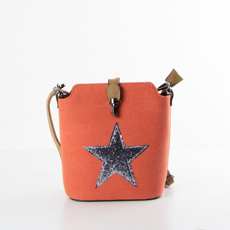 Star Bag | Abbey | Orange