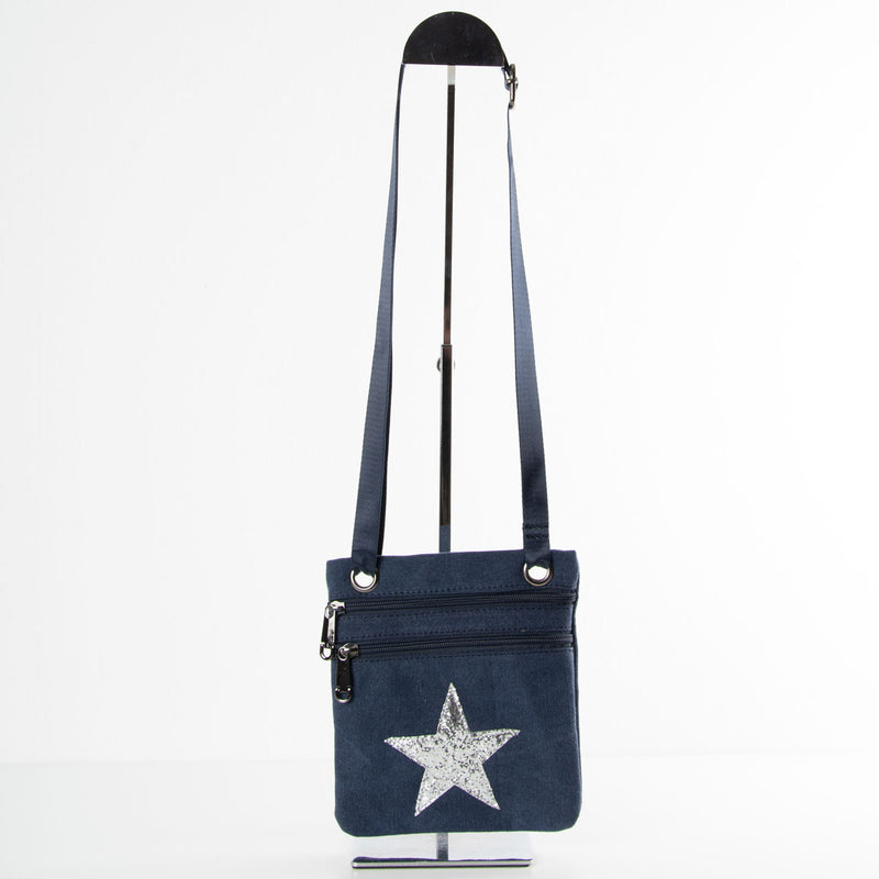 Star Bag | Pouch | Navy