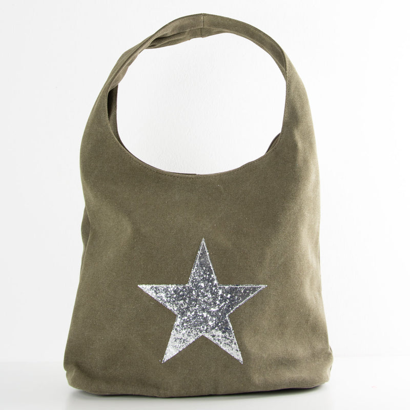Star Bag | Banana | Khaki