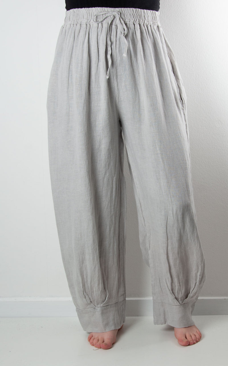 Milano | Balloon Trouser | Grey