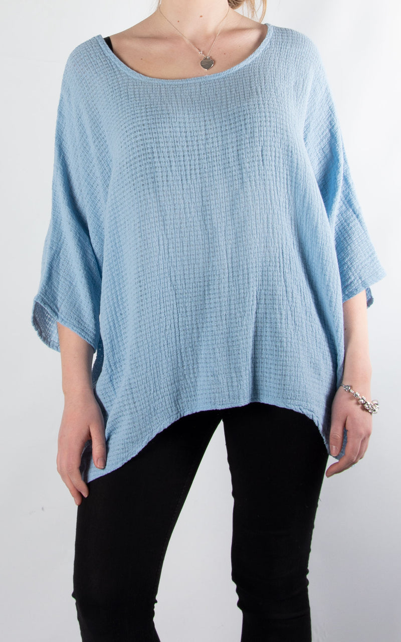 Jamie Top | Cornflower