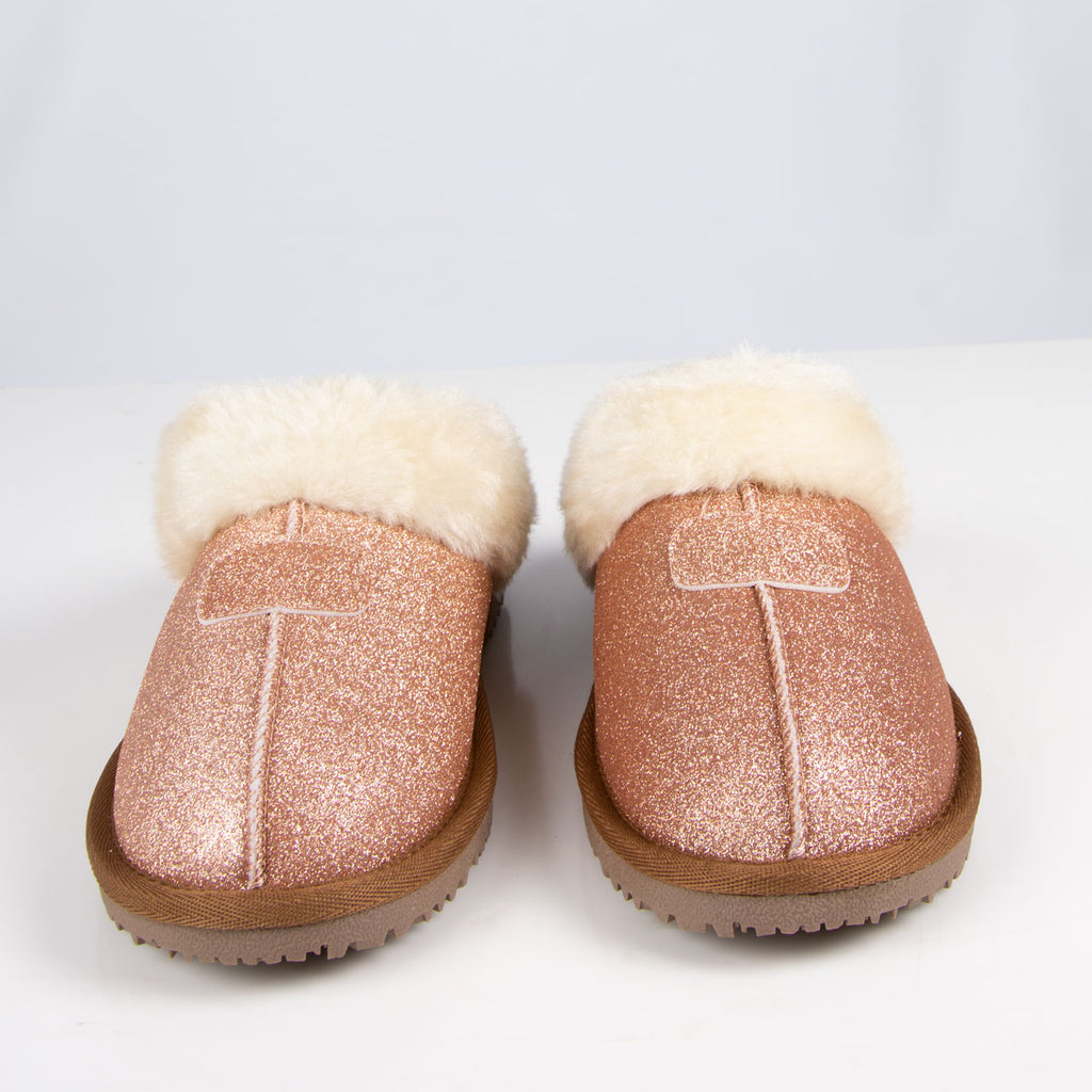 Slipper: Gill Slipper Rose Gold