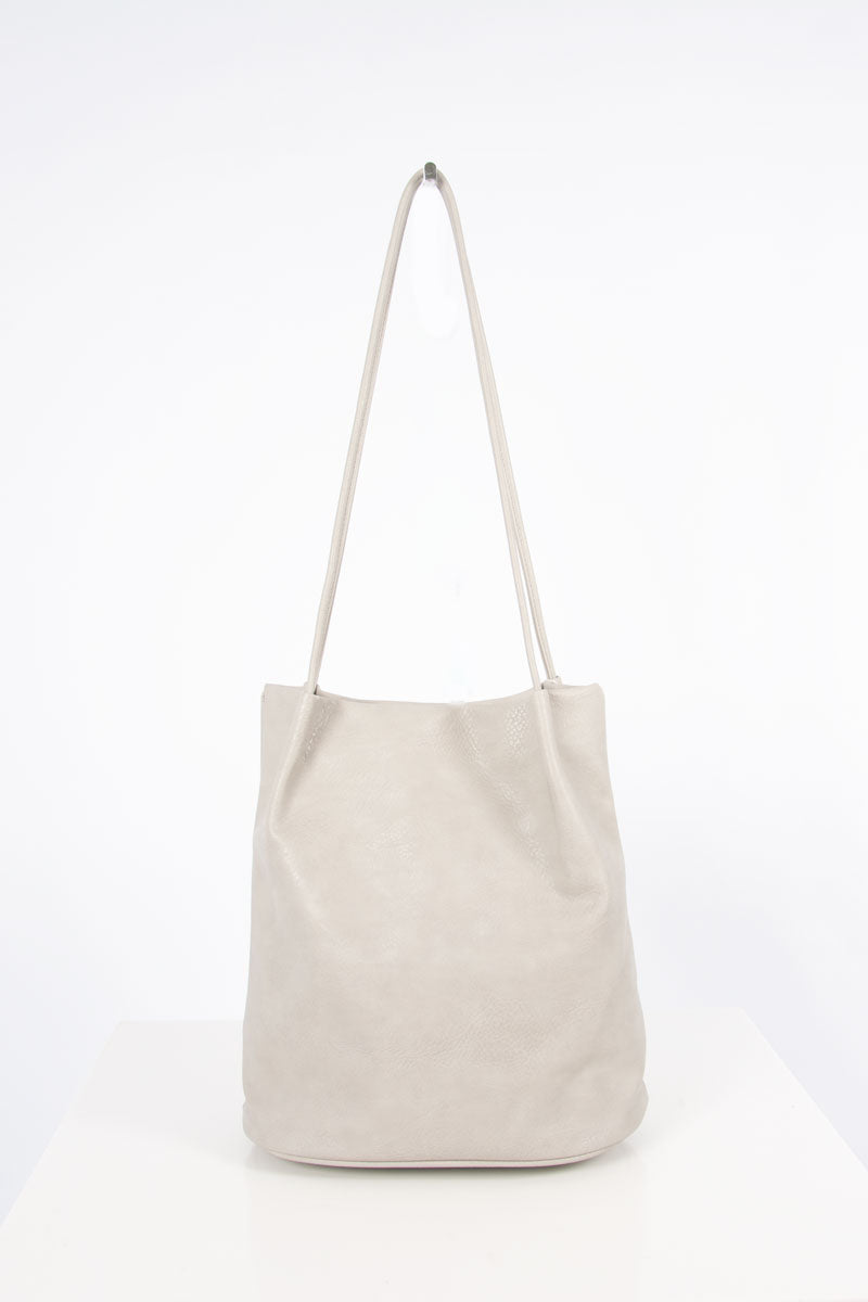 Grace Bag | Light Grey