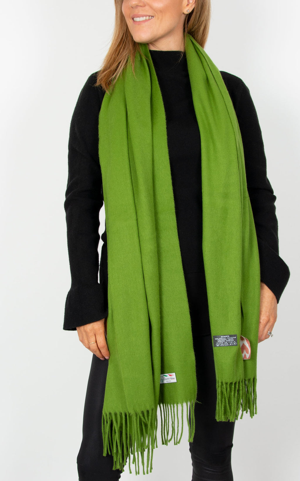 Blanket Scarf | Green