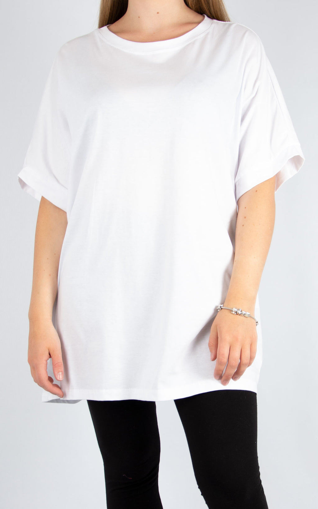 White Halo T | Made In Italy