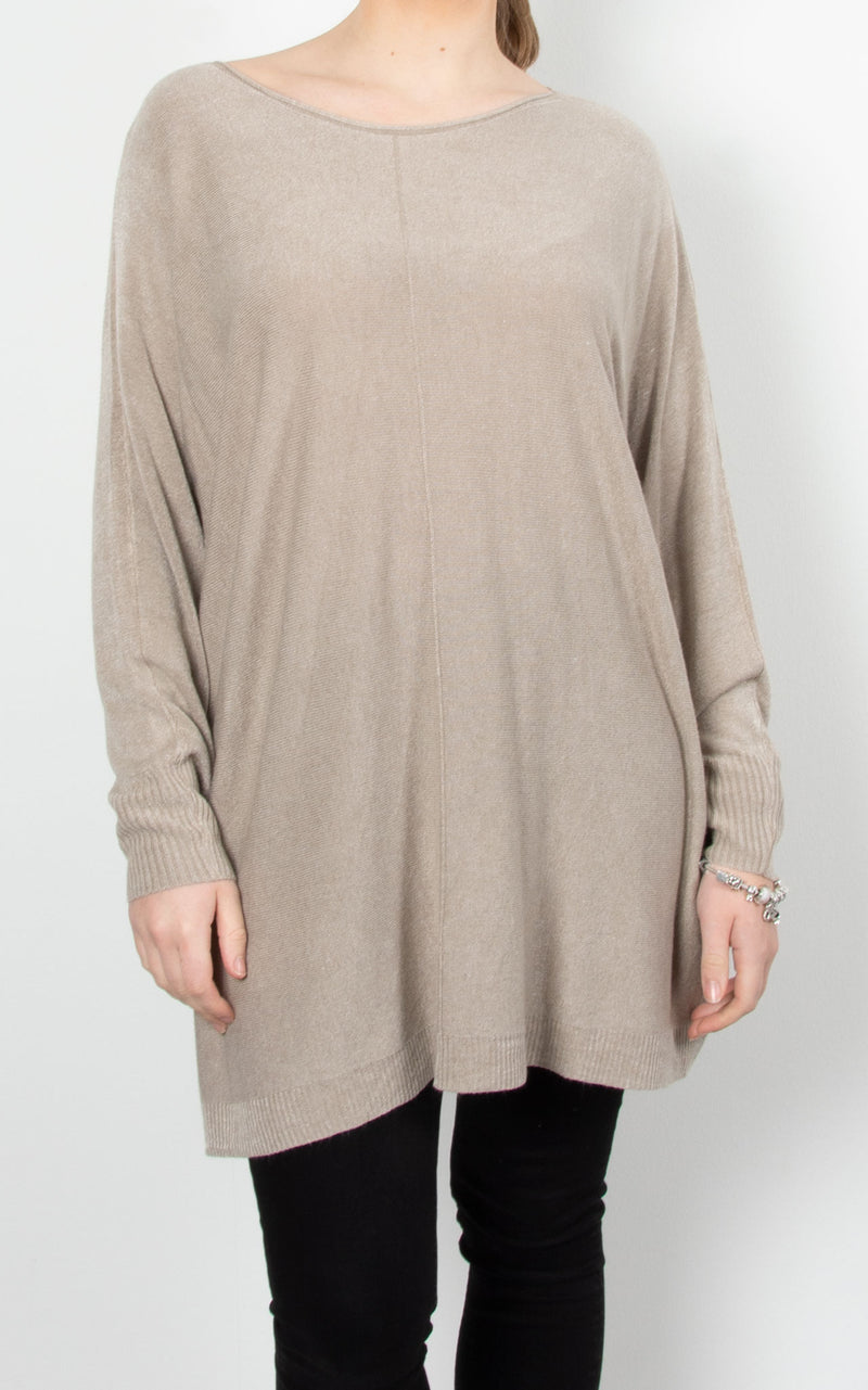 Hattie Knit | Beige