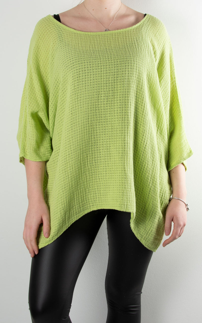 Jamie Top | Lime