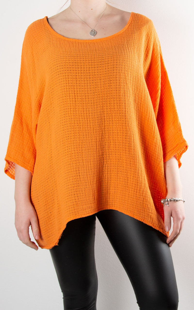 Jamie Top | Orange