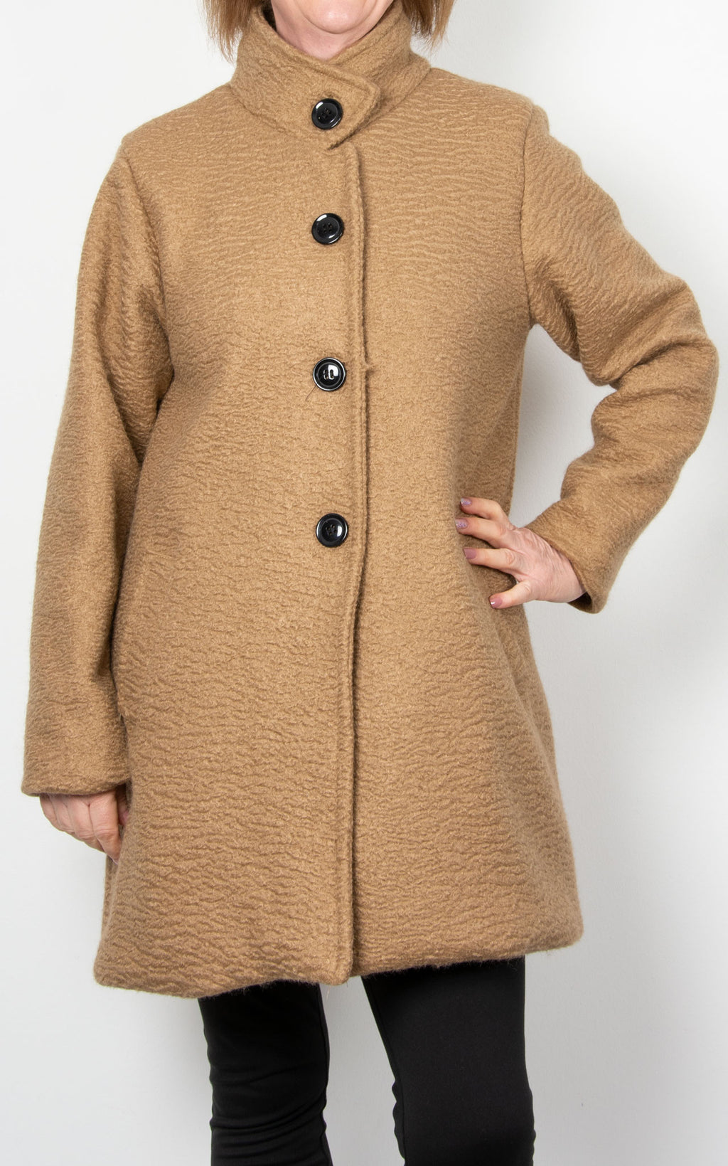 Julie Coat | Camel