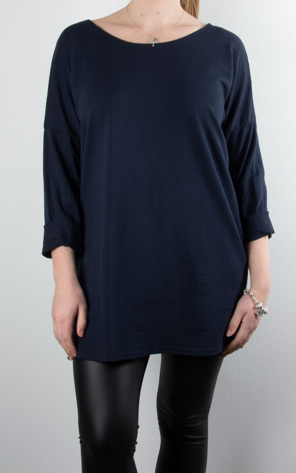 Lounge Top | Navy