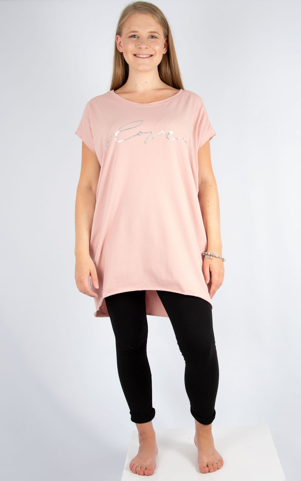 Pink Love T | Made In Italy