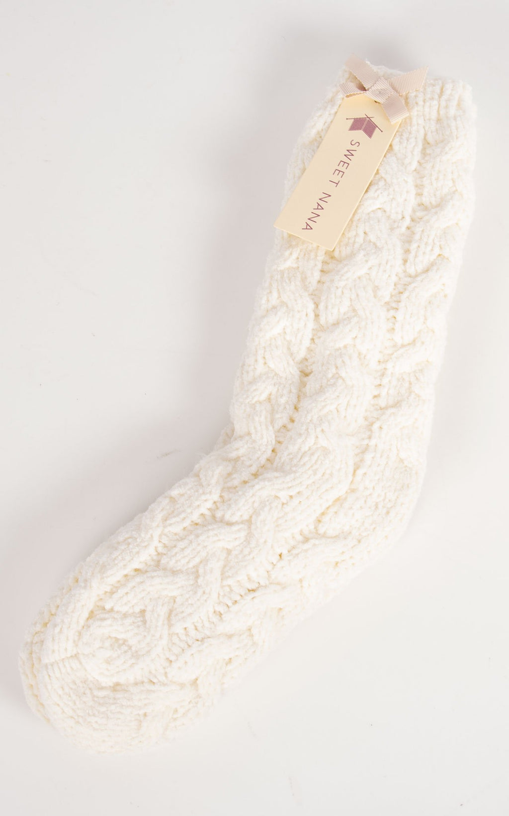Nanna Socks  | Cream