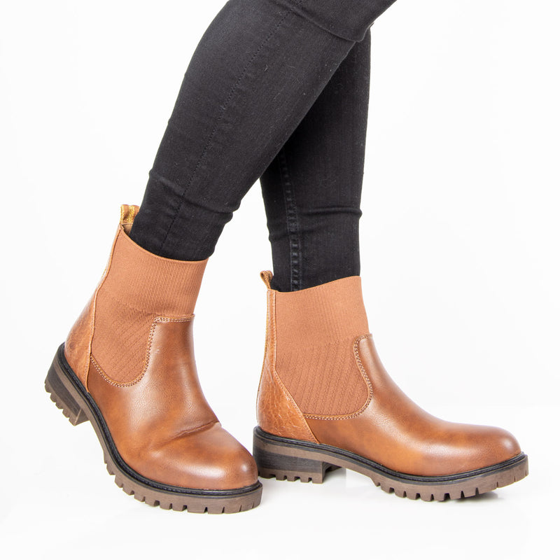 Nicky Boot | Camel