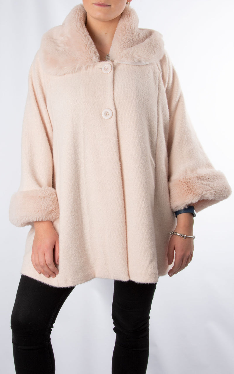 Olivia Jacket | Warm Cream