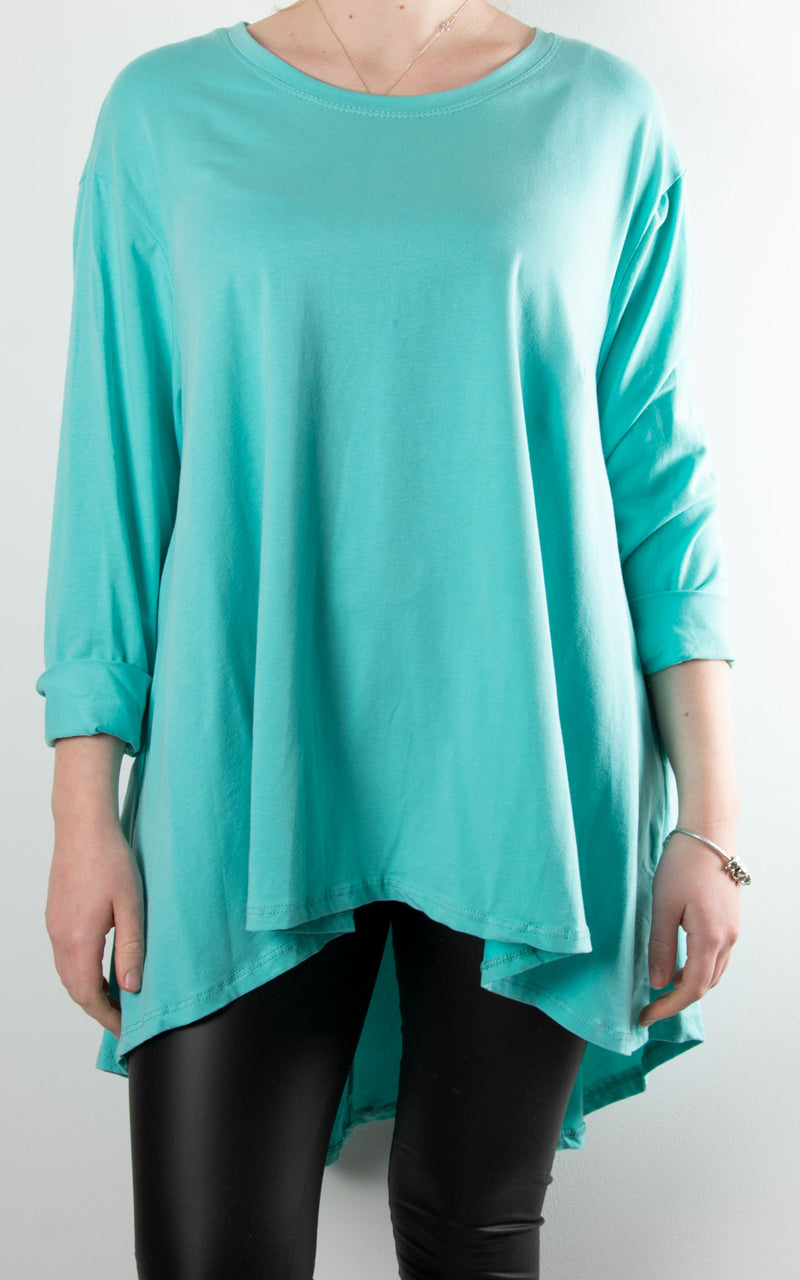 Penny Swing Back | Turquoise