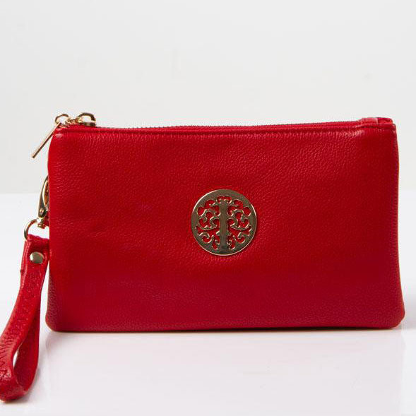 Clutch Bag | Toni | Red