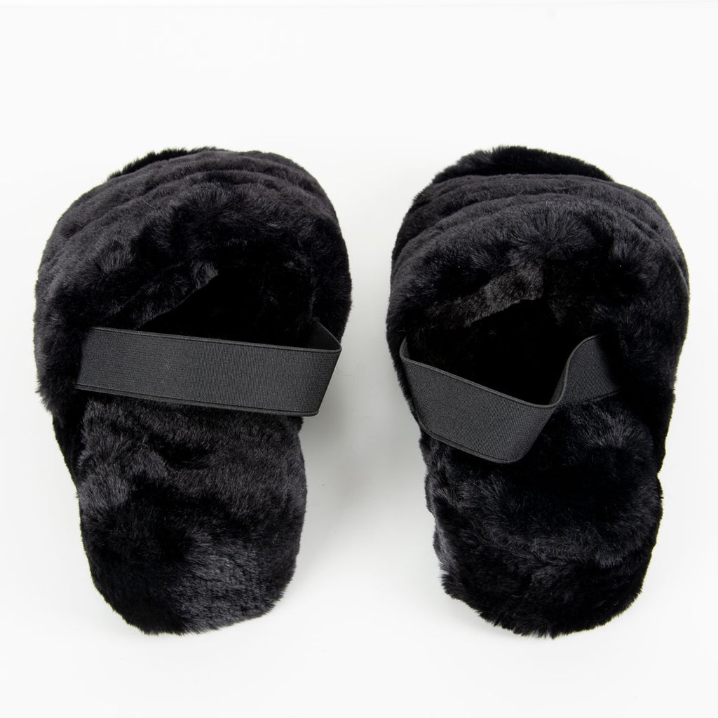 Robyn | Slippers | Black