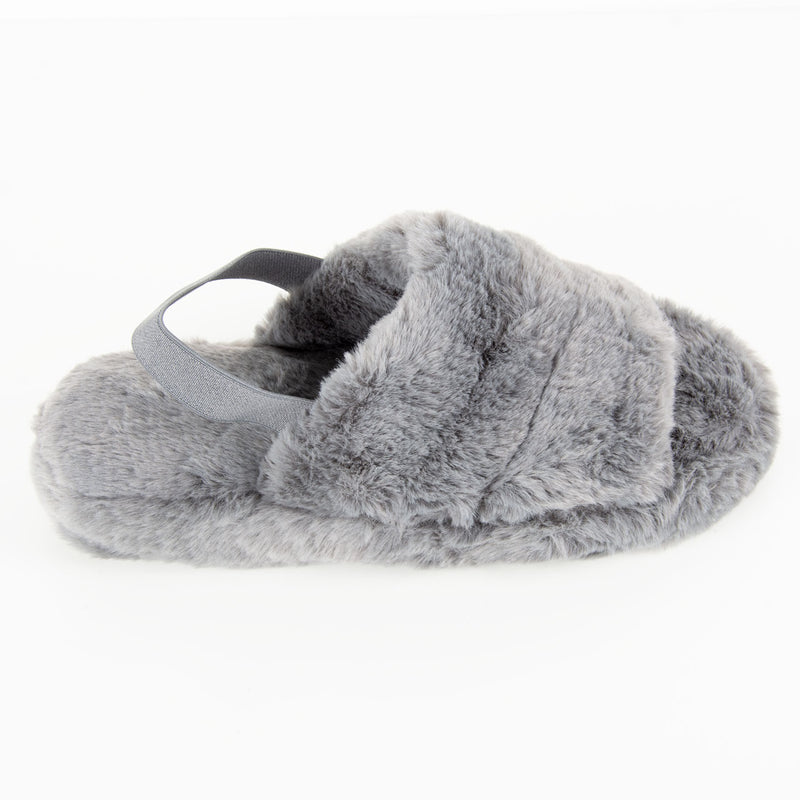 Robyn | Slippers | Grey