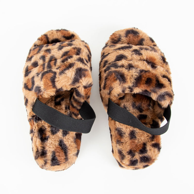 Robyn | Slippers | Leopard