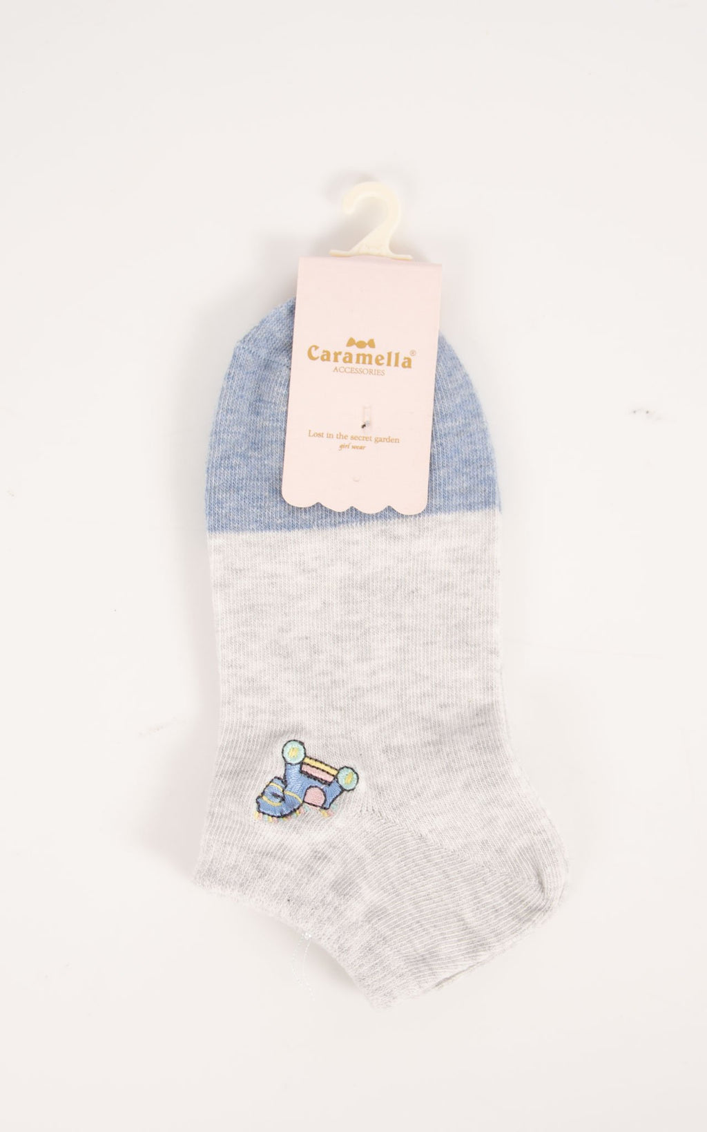 Socks Rocking Horses Blue