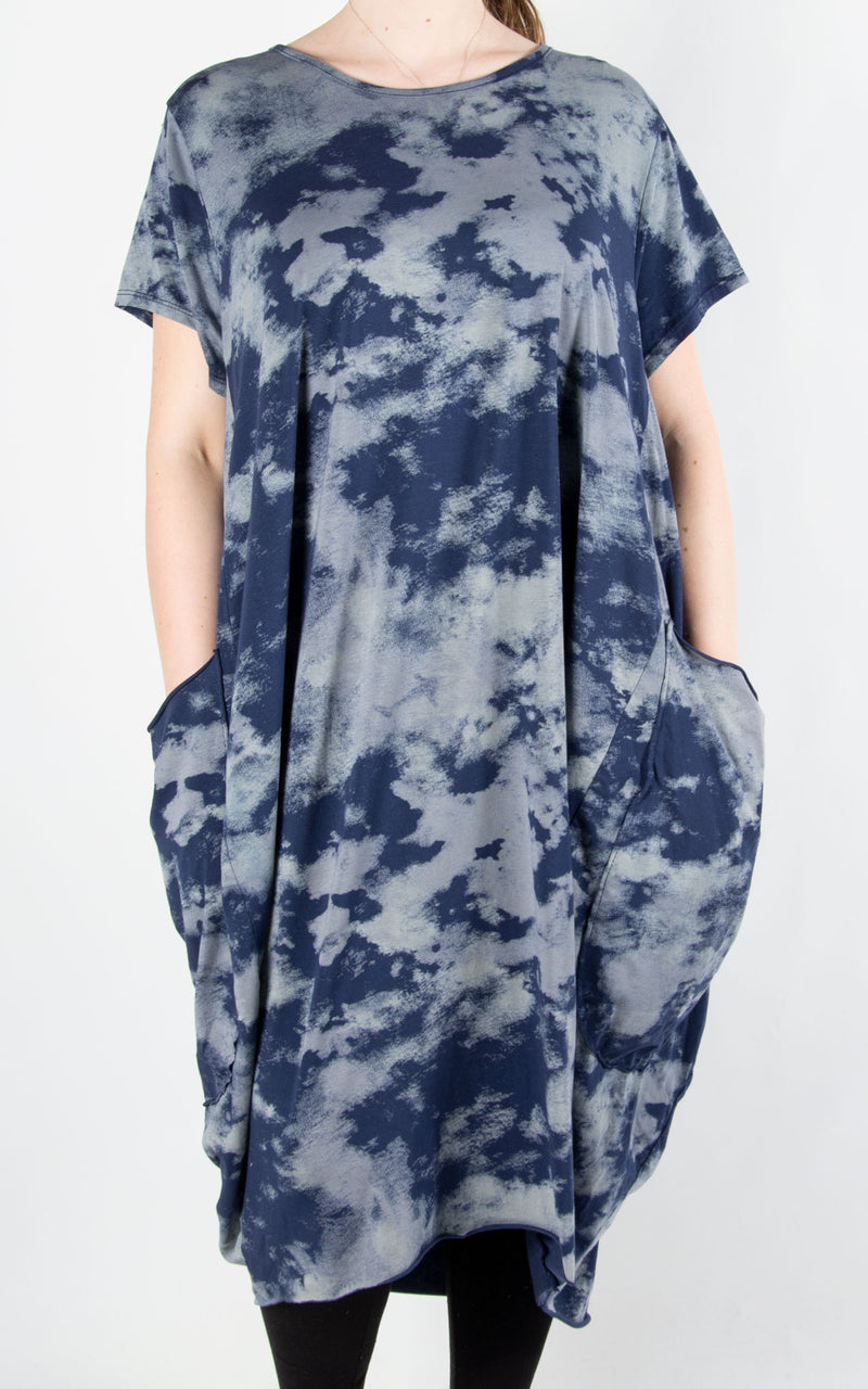 Roo Dress | Navy