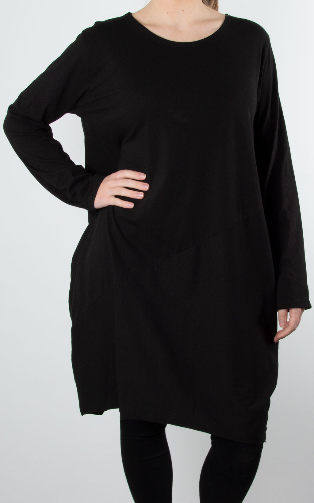 Ruby Long Sleeve | Black