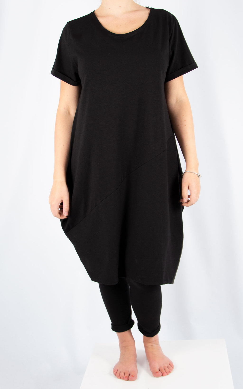 Black Ruby Tunic