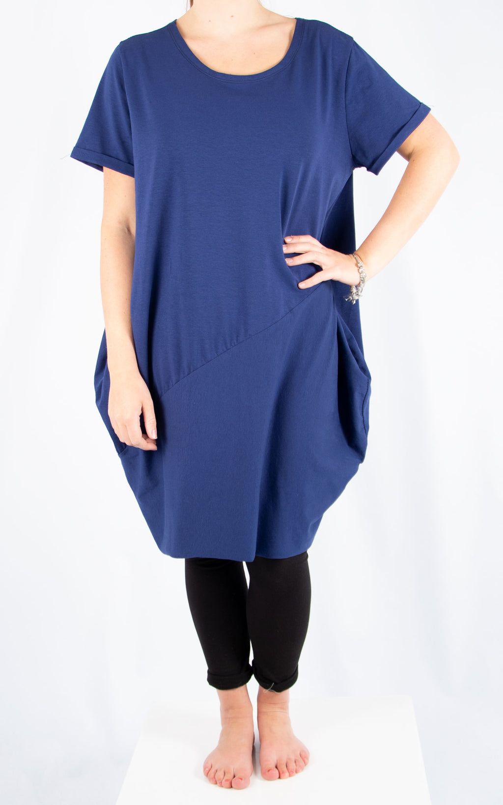 Blue Ruby Tunic