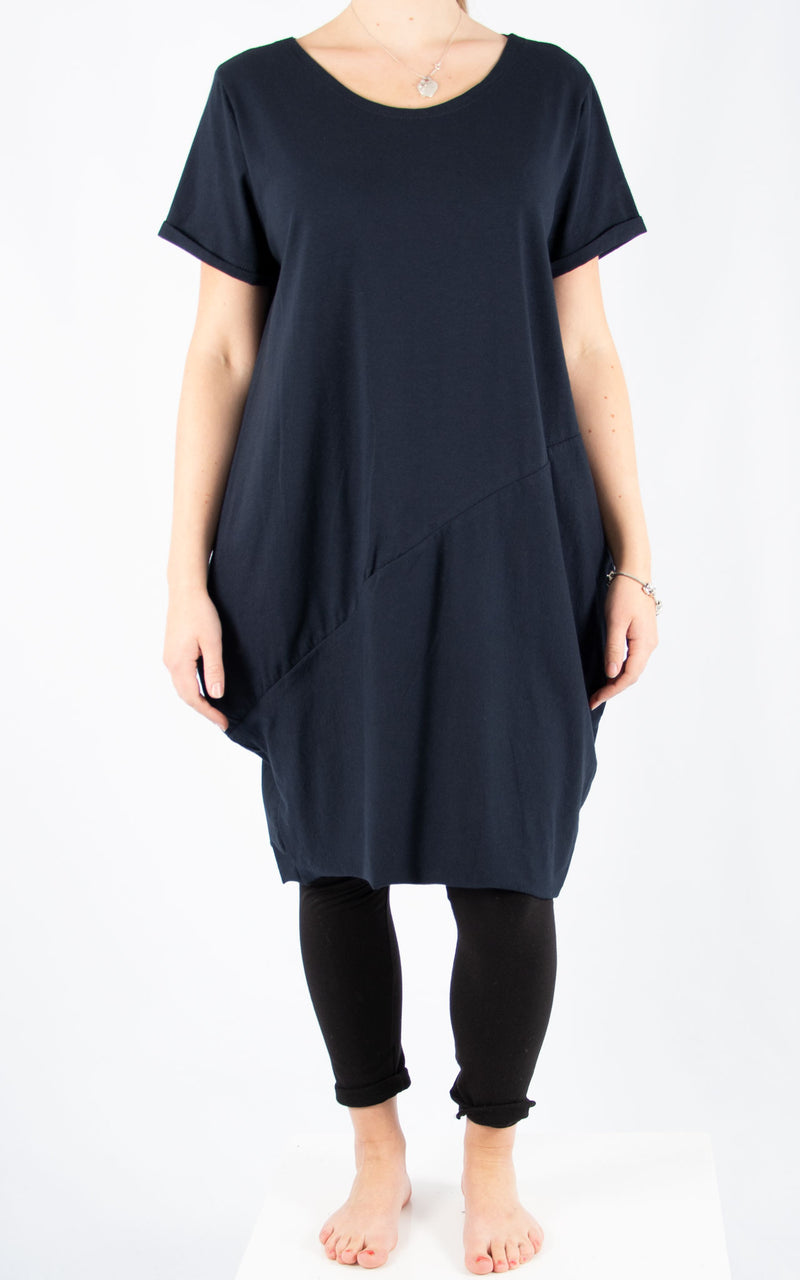 Ruby Tunic Navy