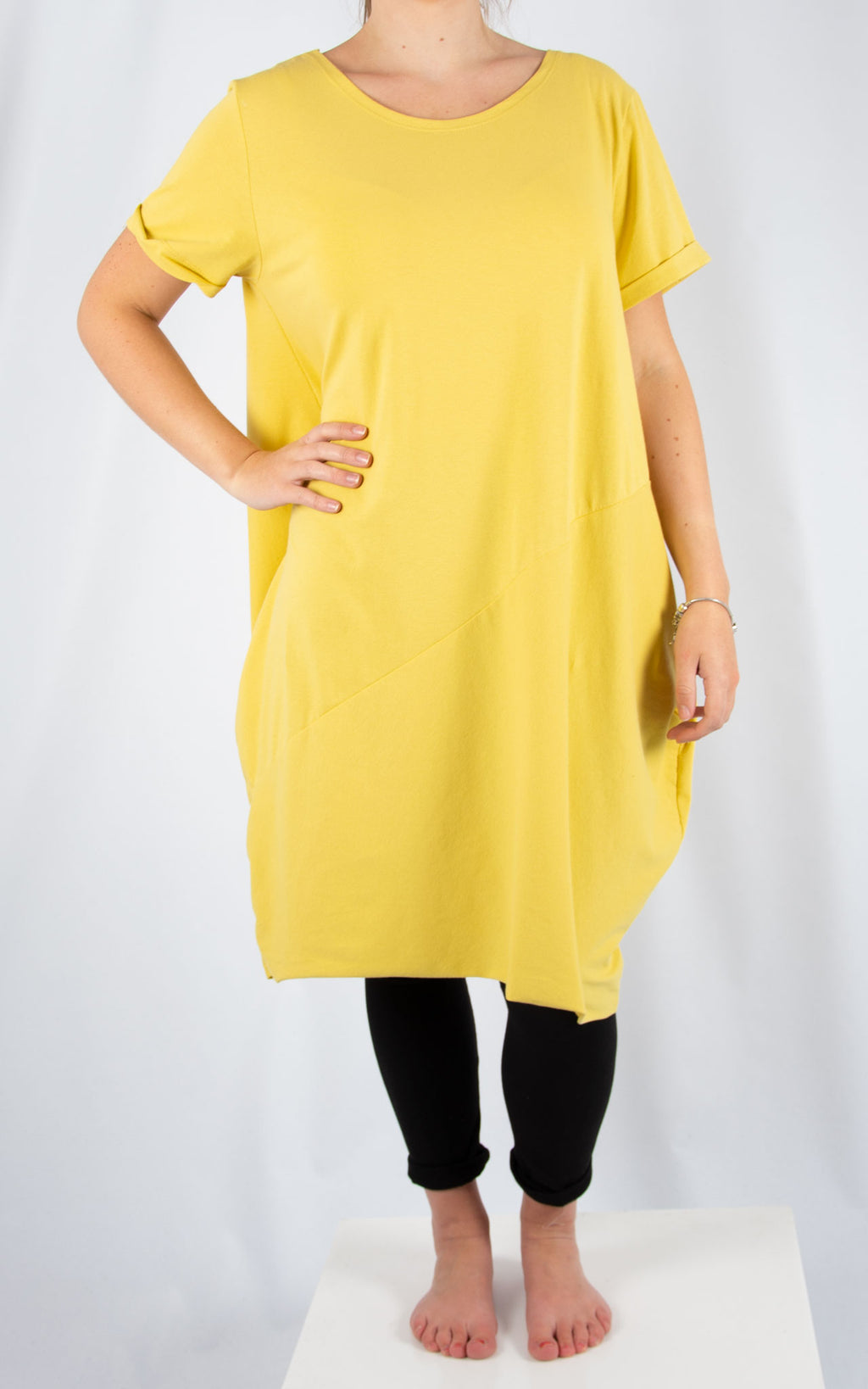 Yellow Ruby Tunic
