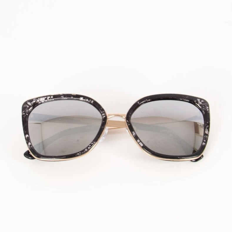 Splatter Frame Sunglasses