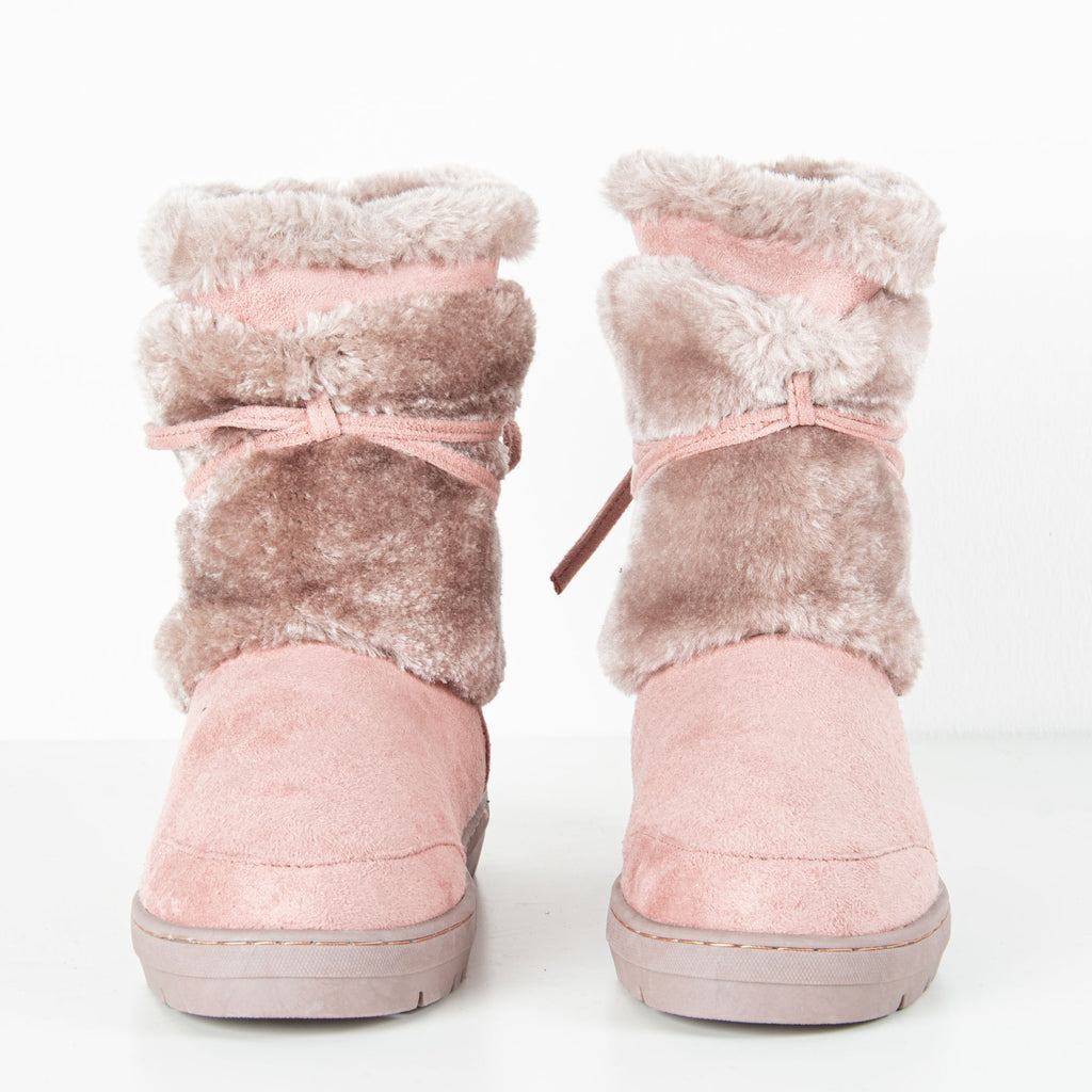 Boot | Sally Pink