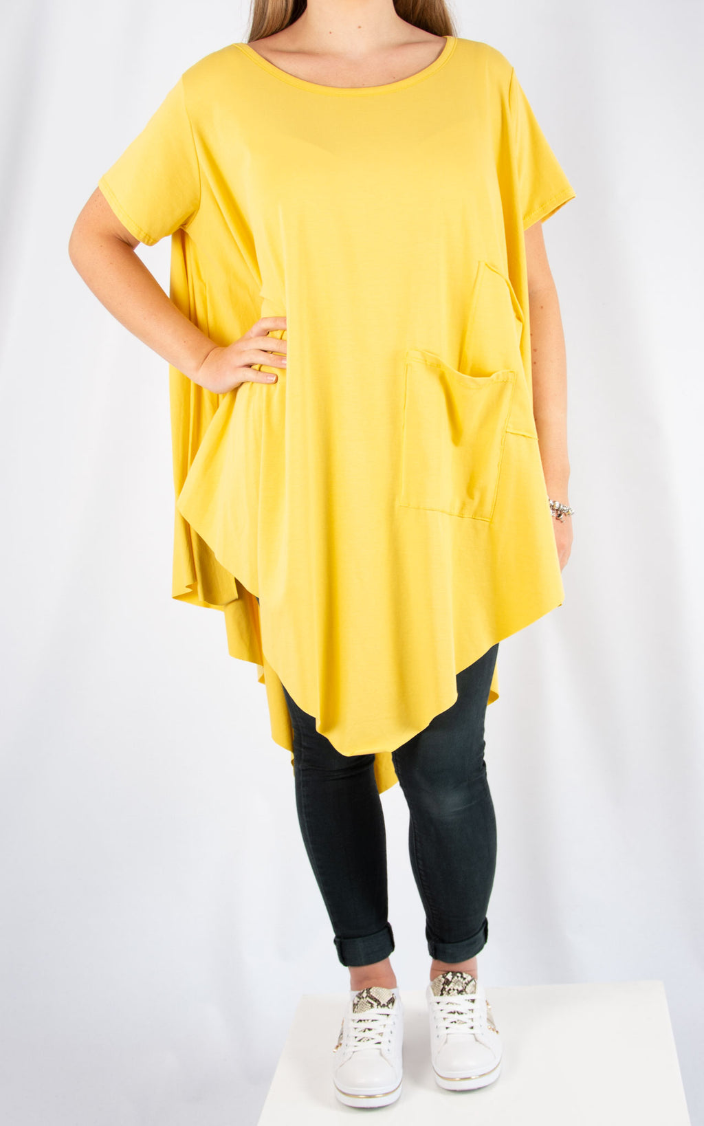 Sarah T | Bright Yellow