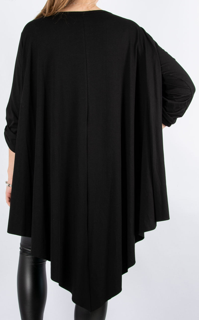 Sarah T | Long Sleeve | Black