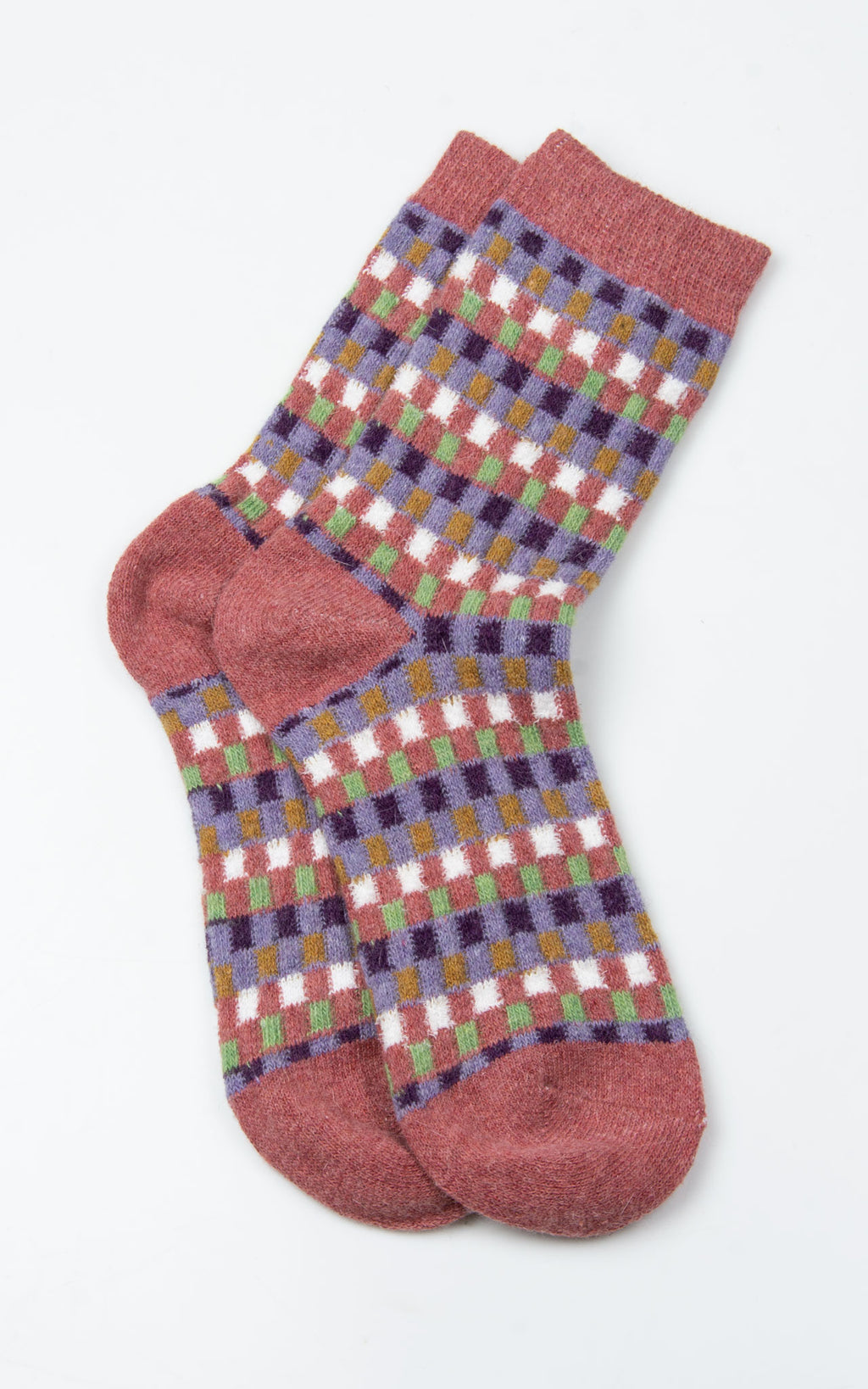 Socks: Pippa Multi | Pink