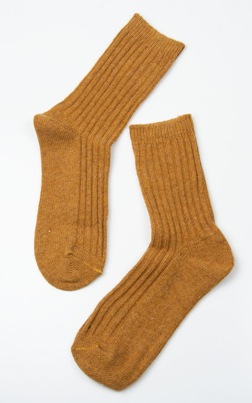 Socks: Ruth| Mustard
