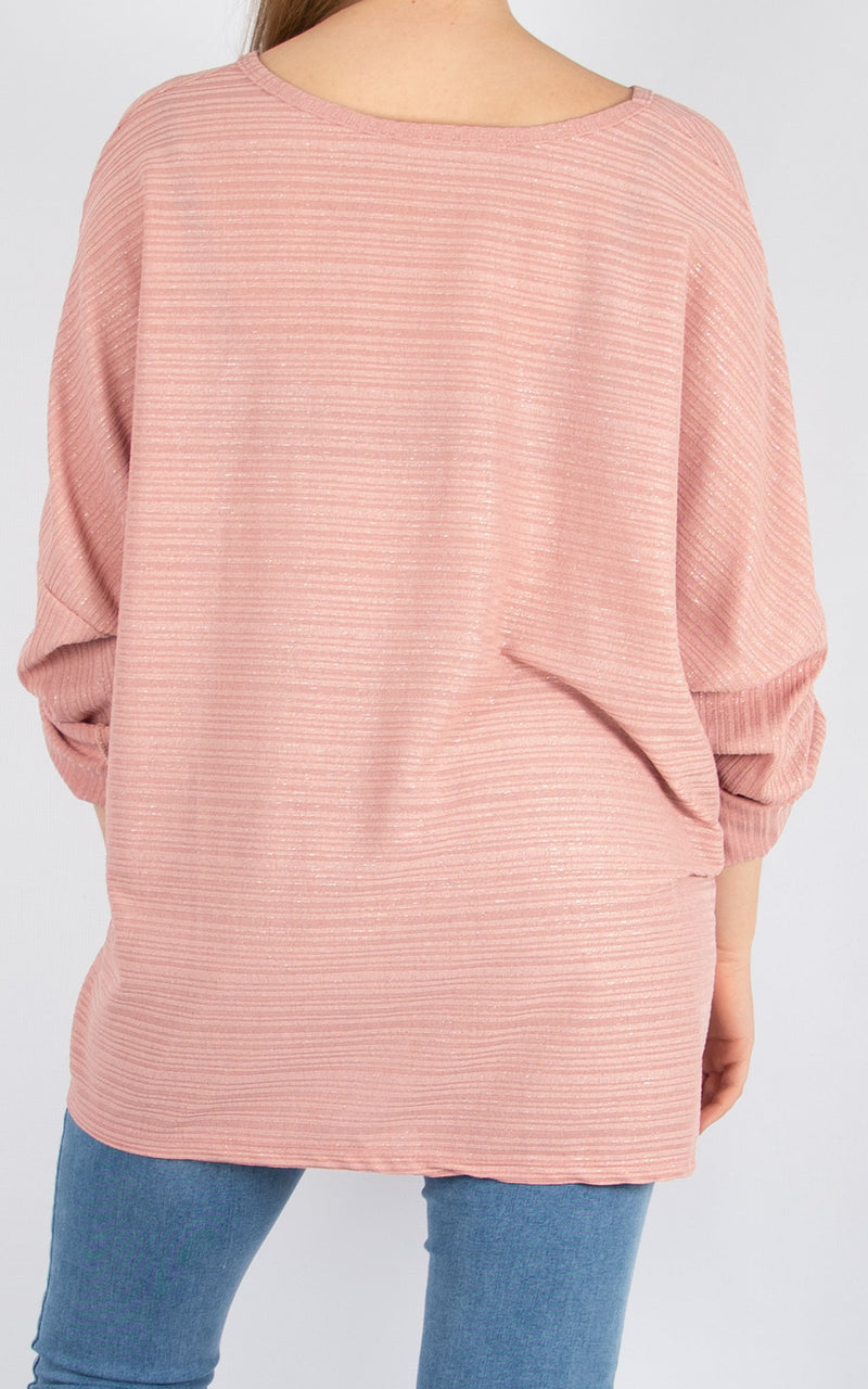 Pink Button Up Sleeve | Made in Italy
