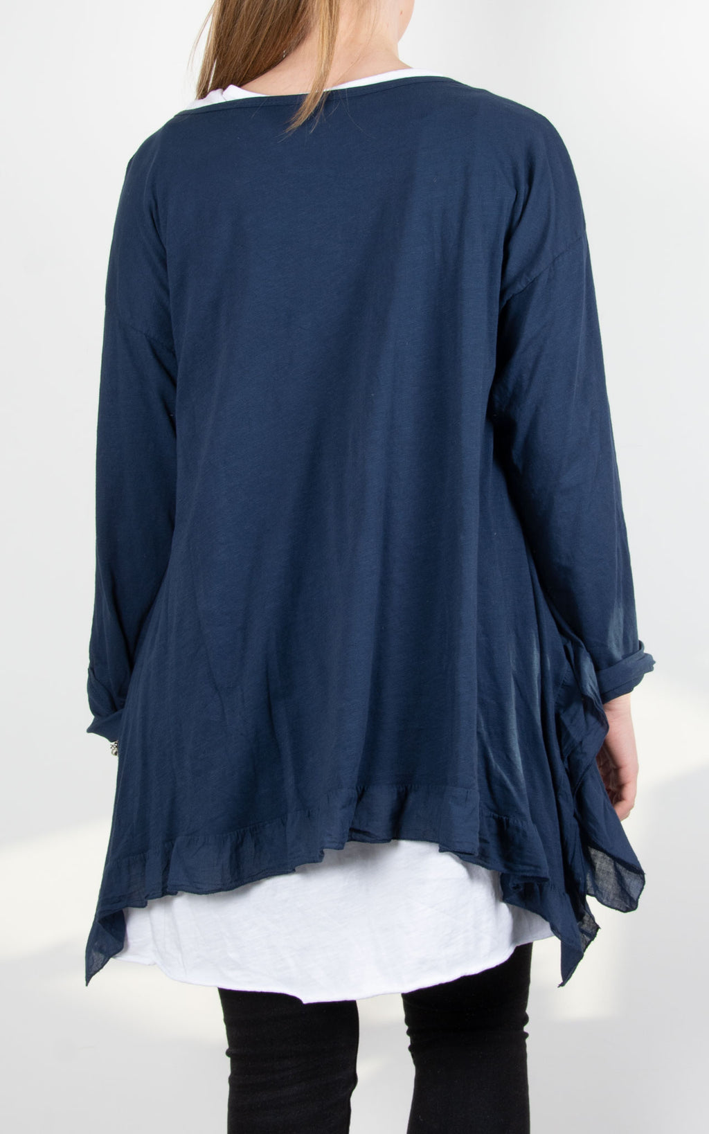 Tammy Double Layer | Navy