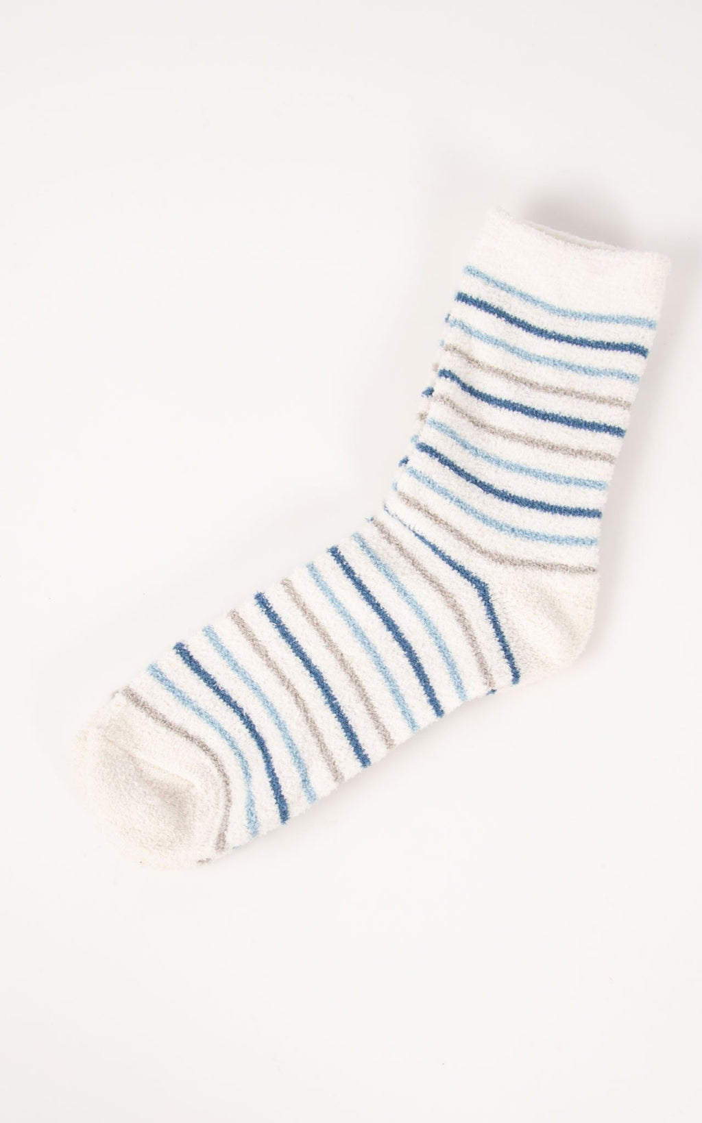 Socks Thin Stripe | Blue