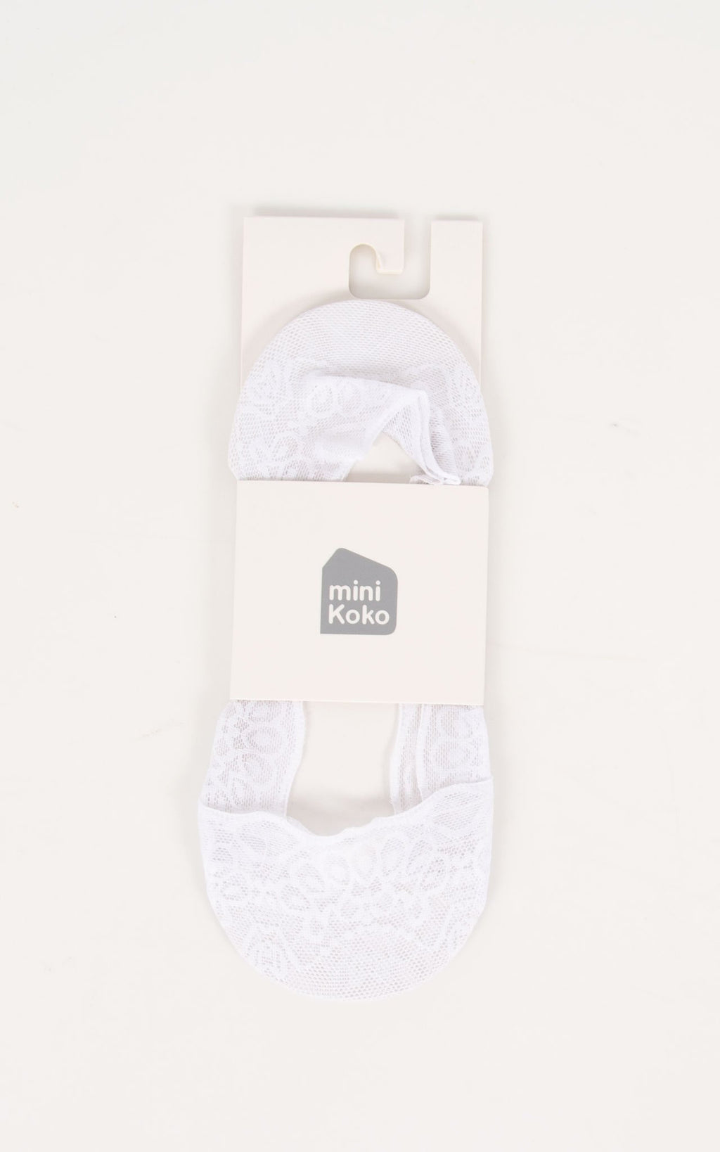 Pop Socks  | White Lace