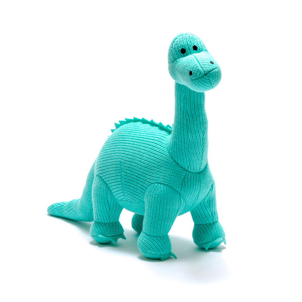 Knitted Dino Large  | Diplodocus