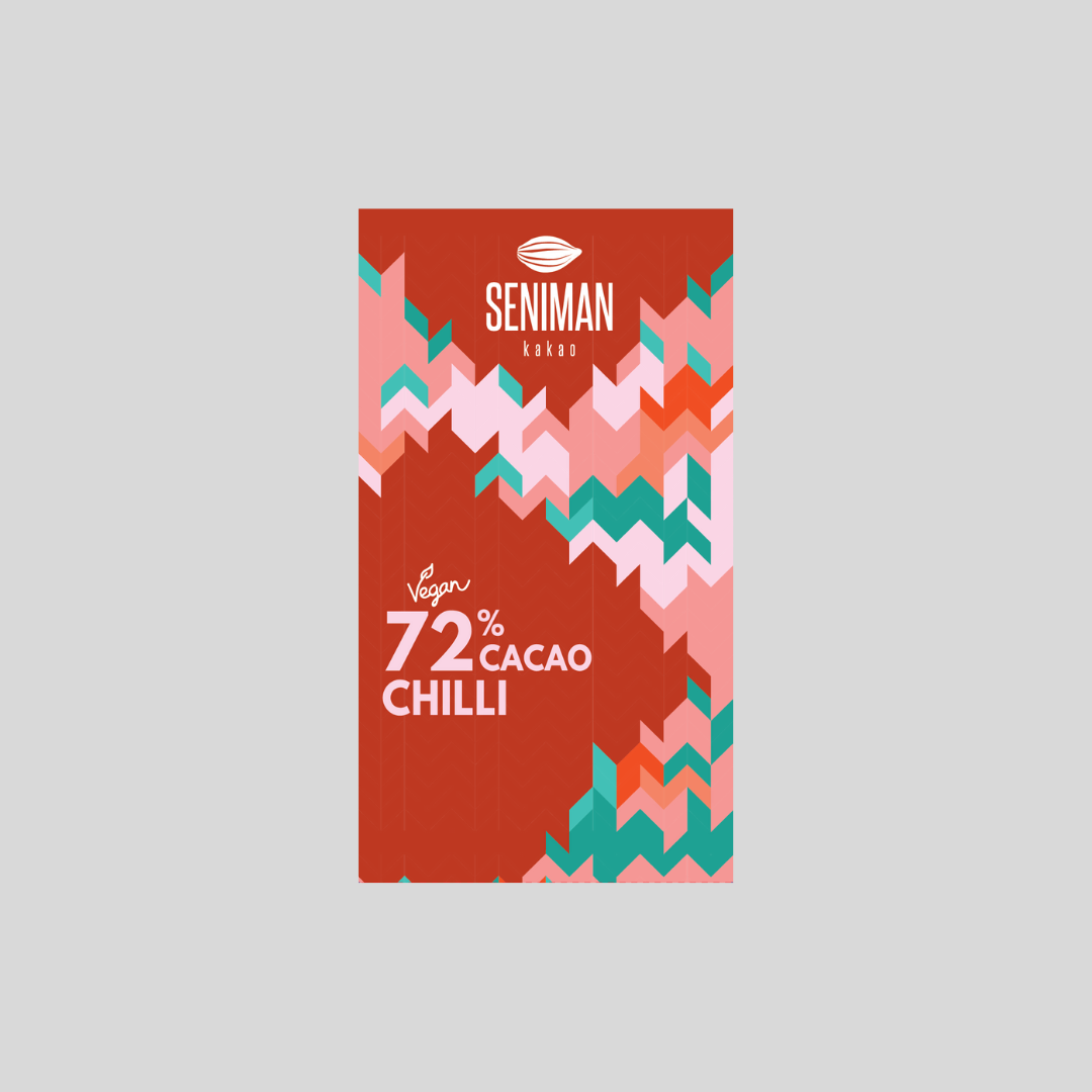 72% Cacao with Chilli