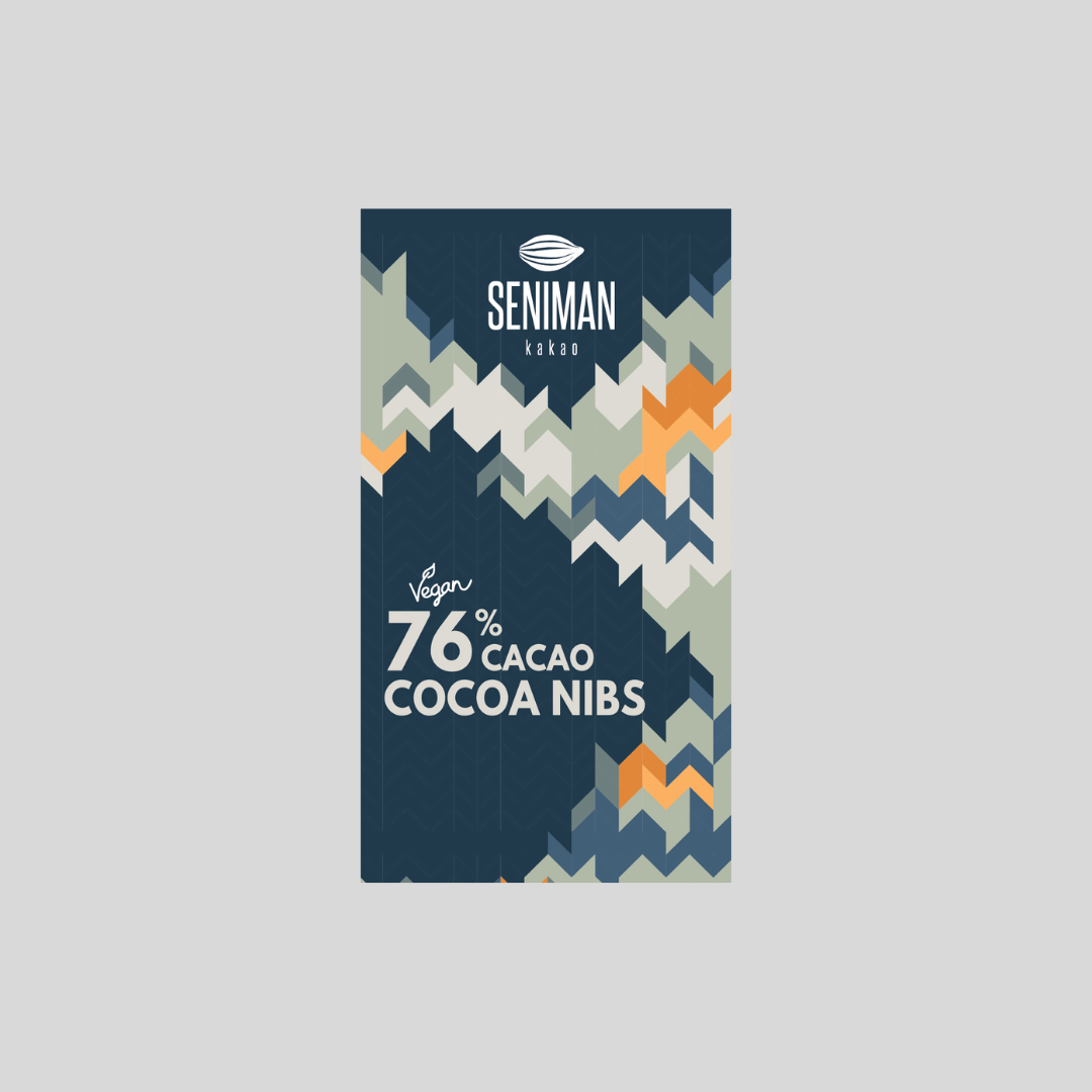76% Cacao with Nibs