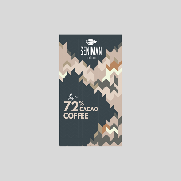 72% Cacao with Coffee