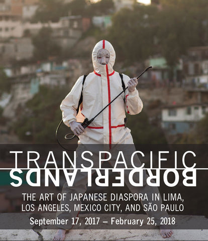 Exhibition-Related Products: Transpacific Borderlands