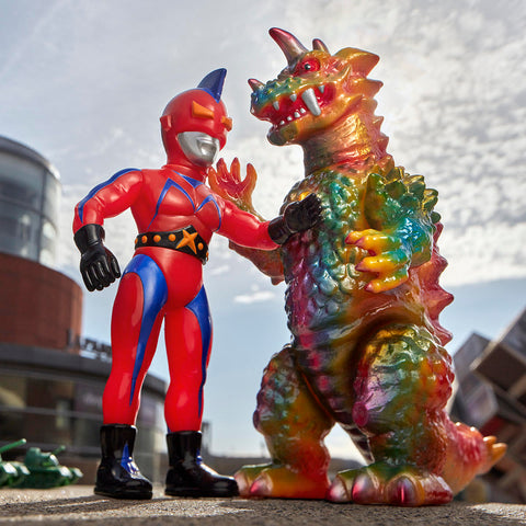 Kaiju vs Heroes: Mark Nagata's Journey through the World of Japanese Toys