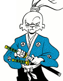 Year of the Rabbit: Stan Sakai's Usagi Yojimbo
