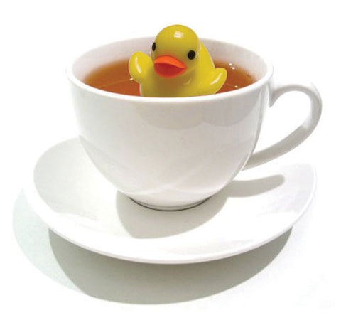 Tea Duckie- Floating Tea Infuser